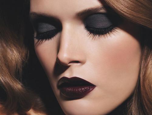 make[up] inspiration: Femme Fatale